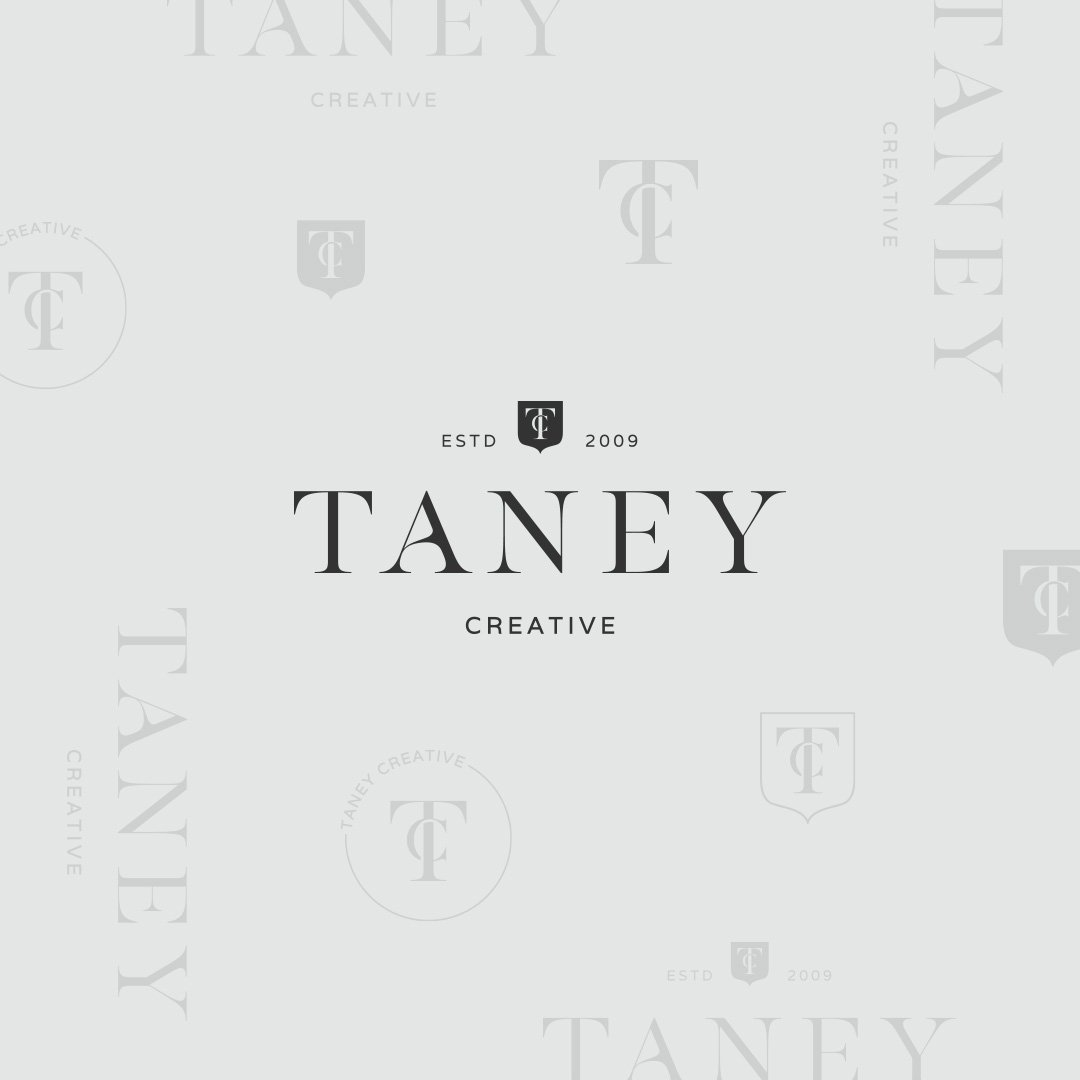 branding design logos taney creative